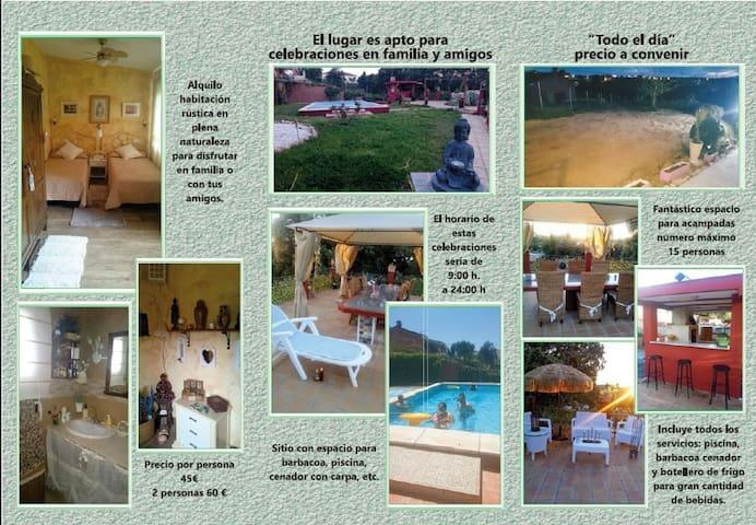 Alquiler Casa Mentrida - Carranque - Ev