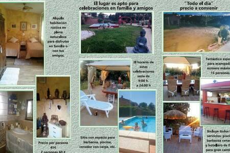 Alquiler Casa Mentrida - Carranque - Haus