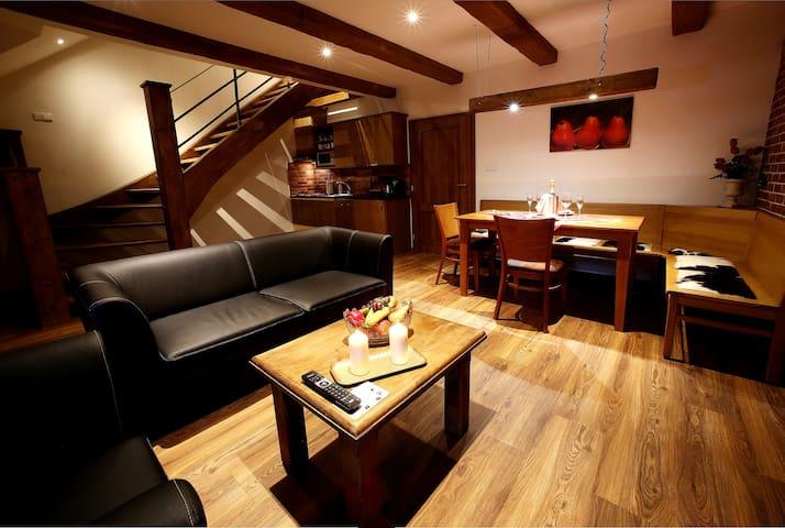 Apartments & Suites U Žluté hrušky (mezonet 6 l.)