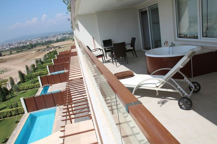 Lux.Holiday Appartment in Side