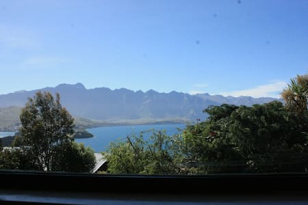 Funky self contained flat - Queenstown - Lakás