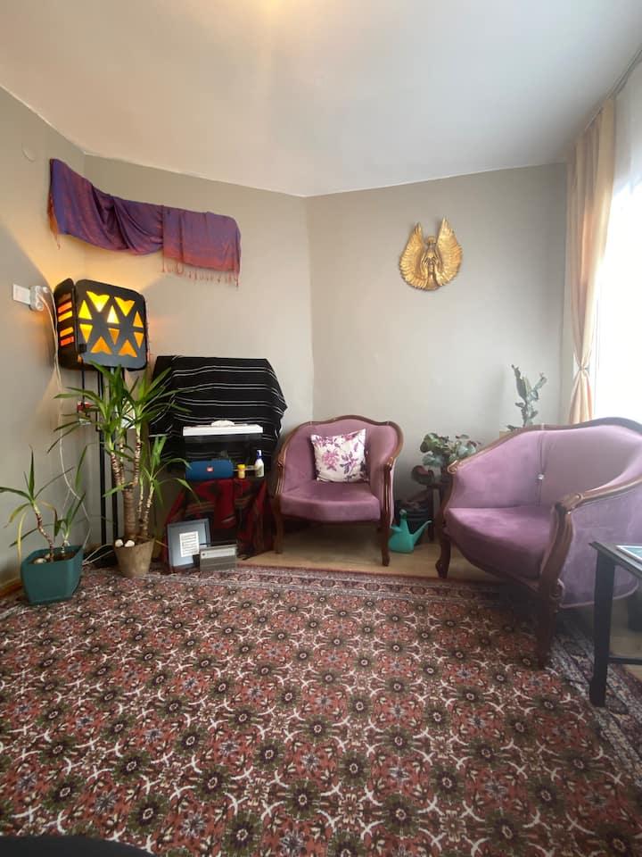 Cozy room in Moda/Kadıköy