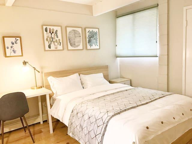 Cozy Private Room with Private Bath in Palo Alto