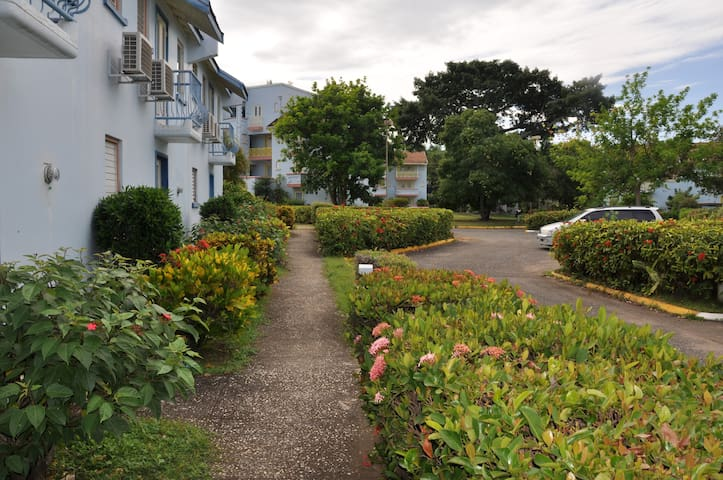 Negril Point Village 2 Bed Room Town House