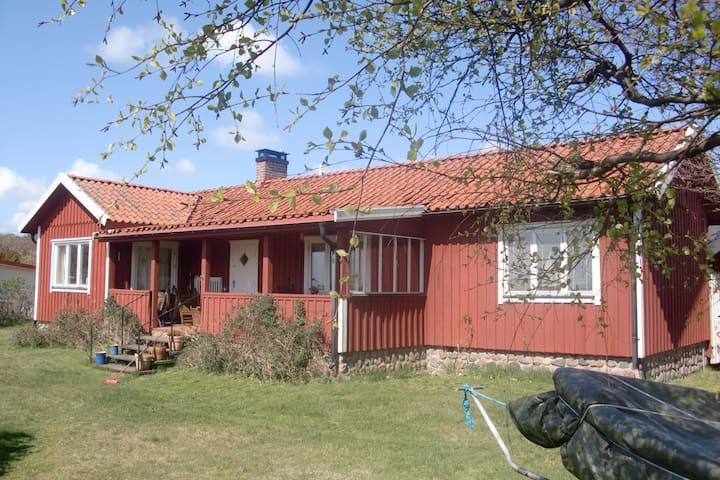 Sommar vid stranden i Haverdal/Halland - Halmstad V - Cabin