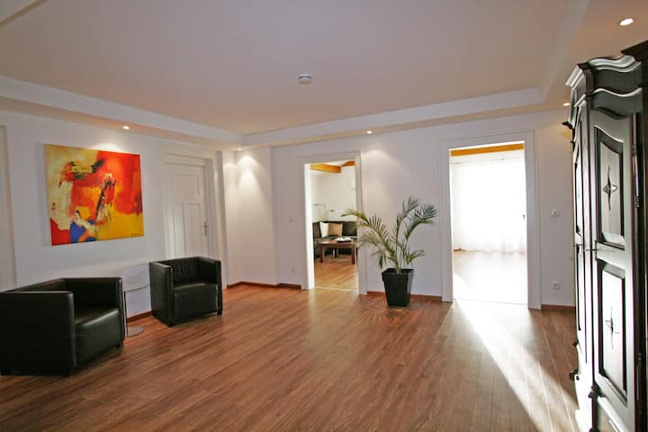 Vacation apartment Am Kurpark Apt.3,150Sq.M.+LIFT