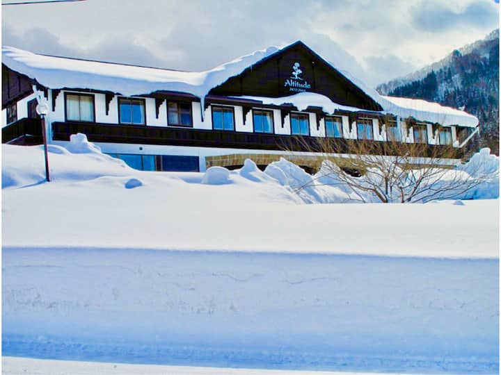 Altitude Nozawa - Group Stay