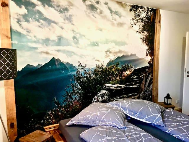 Alpenstyle Apartment neben Therme Bad Wörishofen