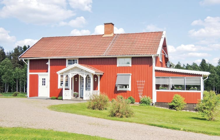 Holiday cottage with 4 bedrooms on 185m² in Nässjö