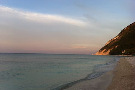 BADIA a Portonovo, You are Welcome! - Ancona - Casa