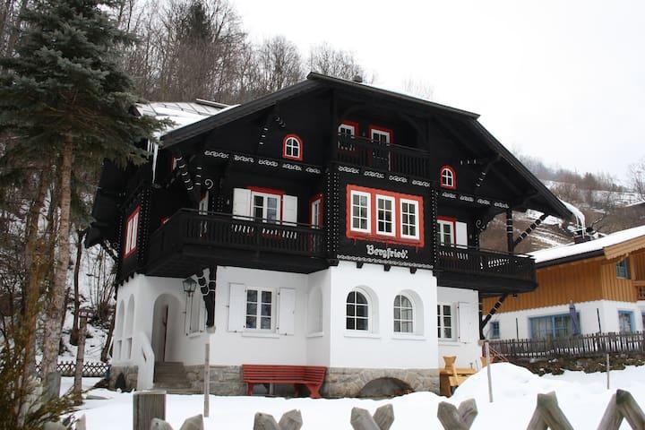 Geräumige Villa in Zell am See nahe dem Skigebiets