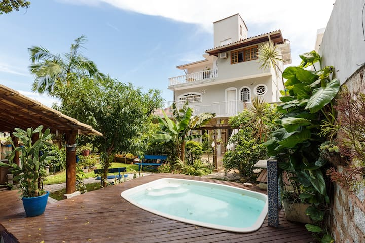 Bahia Sul house Apto - Florianópolis - Apartemen