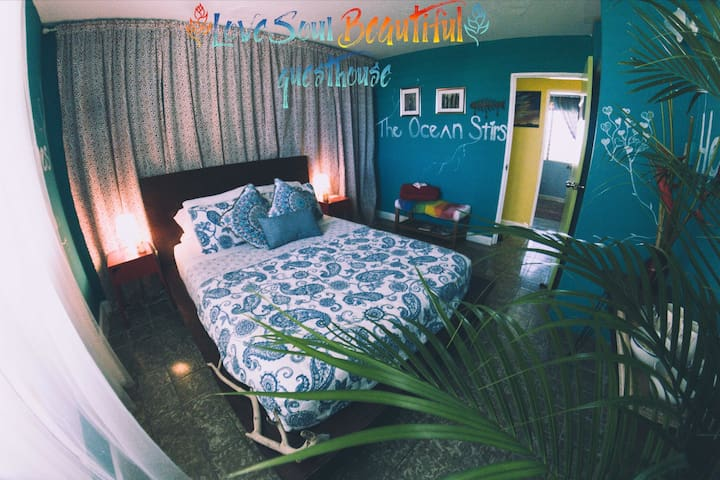 LoveSoulBeautiful Apt {Soul Room} #2 - Luquillo - Apartment