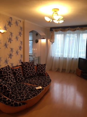 The luxury class apartment - Riga - Appartement