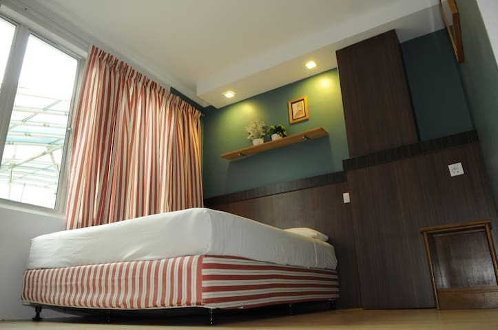 Leisure Hotel with comfort room(1) in Kuala Lumpur