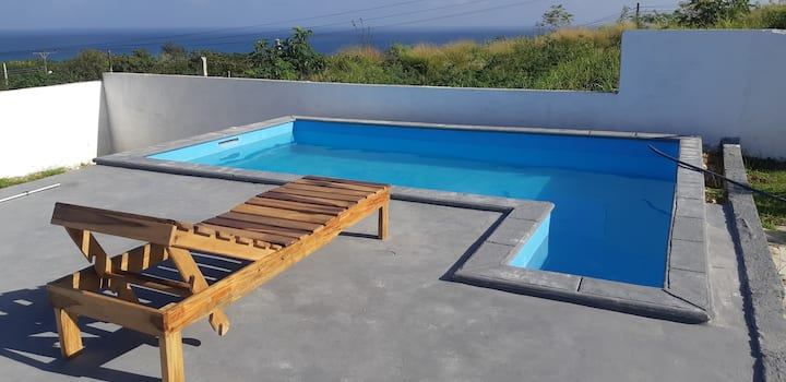 Ocean View Villa+WiFi