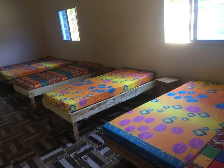 BONITA CASA EN BASORI GAMBIA