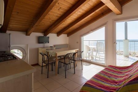 Terrific terrace view - Panorama 14 - Lido - Apartmen