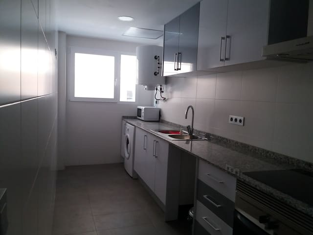 Beautiful 1. Apartment 5 minutes from Valencia.