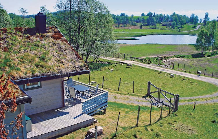 Holiday cottage with 2 bedrooms on 70m² in Øystese