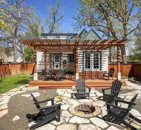 Peak House 3 bd/2.5ba close to downtown and parks