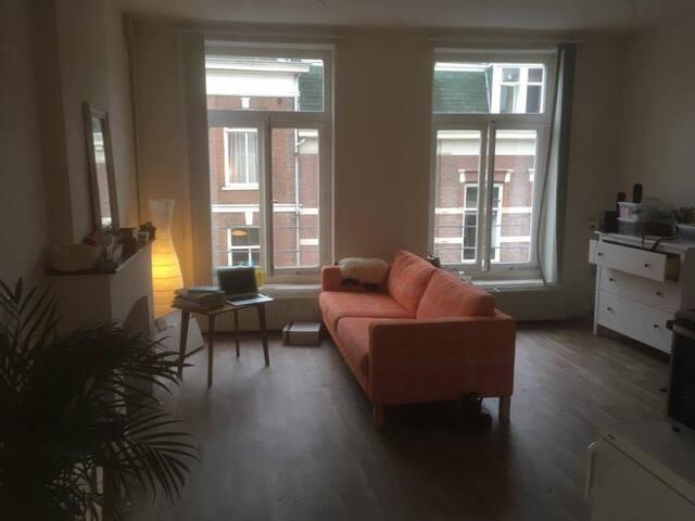 Stijlvolle appartement in centrum van Nijmegen