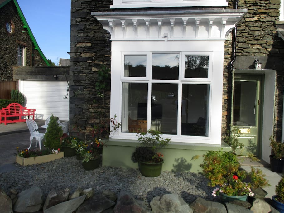 Parkside Cottage by Lake Windermere.