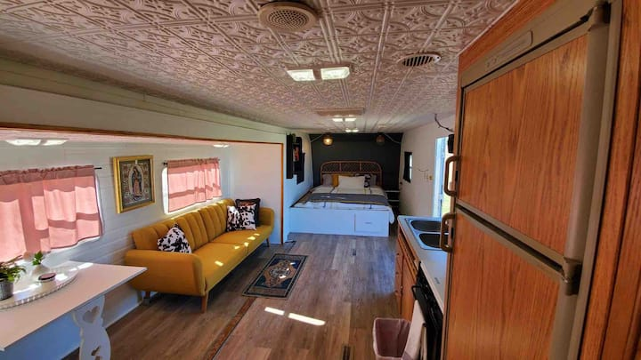 La Pionera- cozy and modern camper