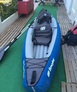Kayak  pour decouvrir les calanques - La Ciotat