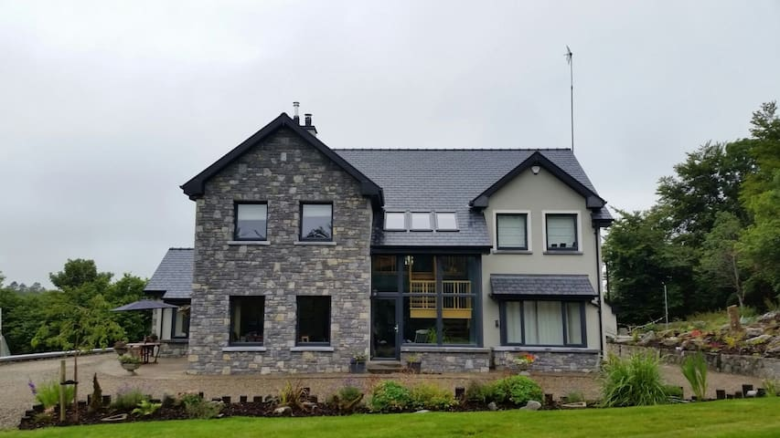 Beautiful Triple Room with breakfast - Galway - Aamiaismajoitus