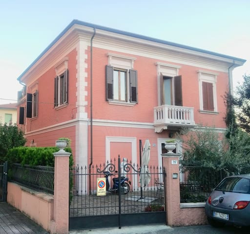 Rent flat to Rimini, Lagomaggio Zone near the sea - リミニ - 別荘
