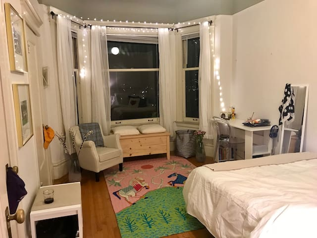 1 Room Right in Duboce Triangle