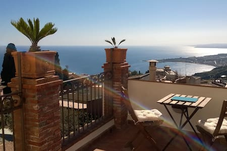 Relax in the heart of Taormina - La Terrazza