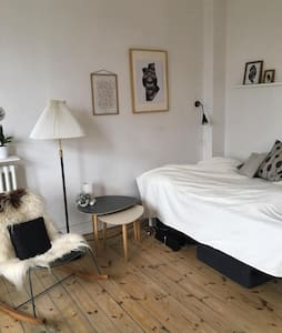 Charming room in Copenhagen - Copenhaga