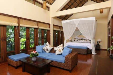 Villa king bed  the Blossom Resort - Pensió
