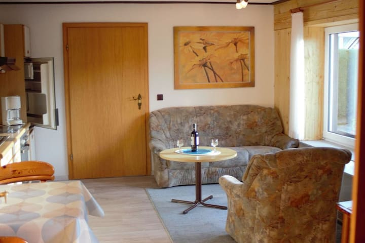 Cozy Apartment with Private Terrace in Sauerland