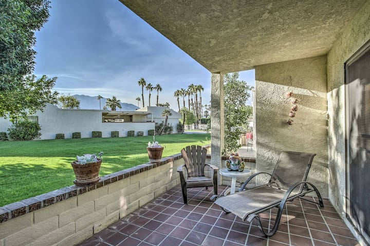 Condo w/Pool Access, Mins to Downtown Palm Springs