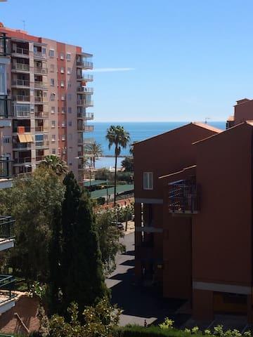 Apartamento frente al mar en Benicàssim - Benicàssim - Wohnung