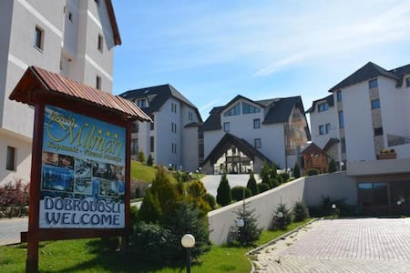 Milmari resort studio apt F9 with amazing views - Kopaonik