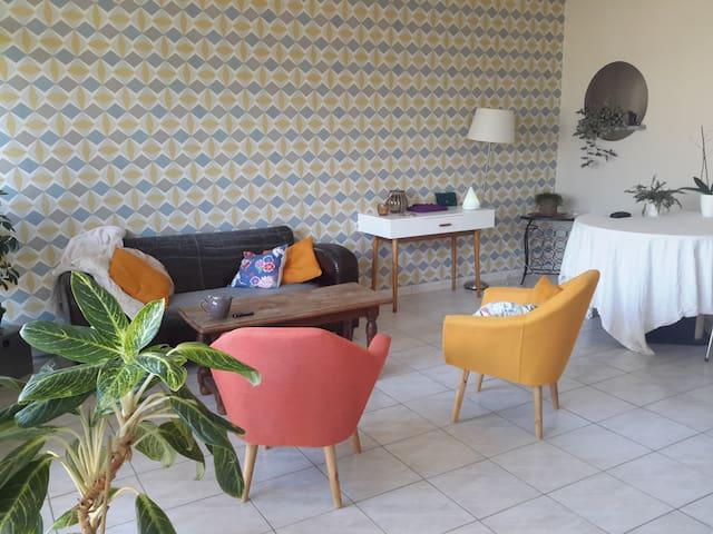 logement entier - Nantes - Huoneisto