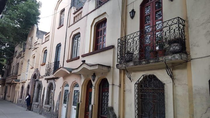 Art Deco Loft in heart of Roma, best location