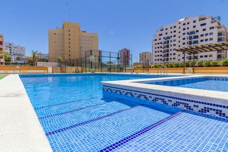 Puebla Marina 2 bedrooms - Pobla de Farnals - Apartment
