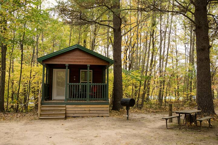 Lovely Lodge In the Woods (PMR-4A)