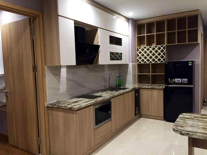 1 Bedroom Greenbay Garden Khánh Phong Homestay