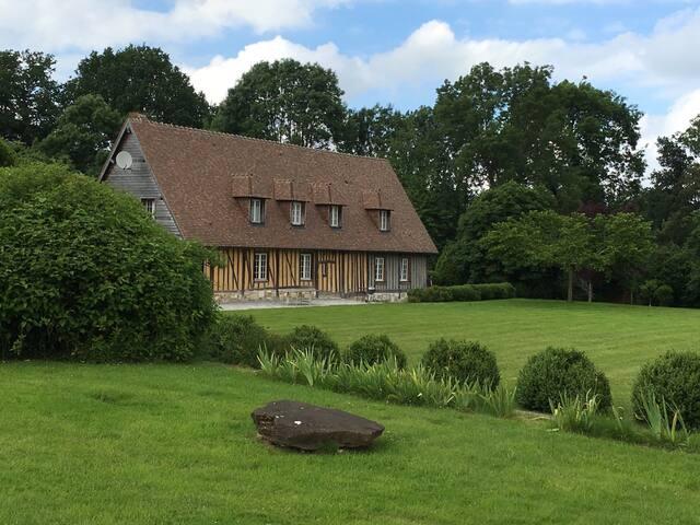 Ravissante maison normande