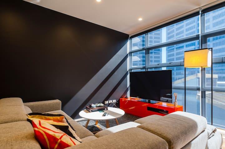 1 Bedroom Apartment Sydney Townhall - Sydney - Byt