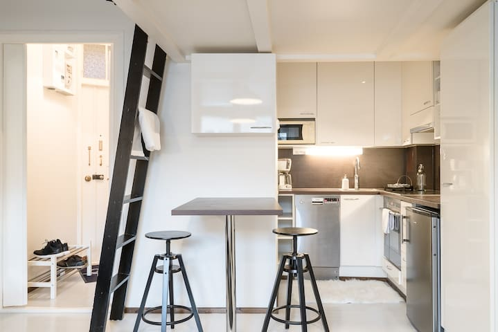 Stylish Studio  in Helsinki city