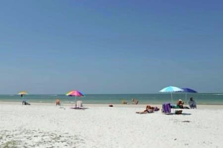 BEAUTIFUL BEACH (GULF) FRONT AND BIRD SANCTUARY - Fort Myers Beach
