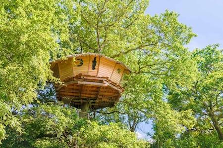 Cabane Extase pour 2 personnes - Chassey-lès-Montbozon