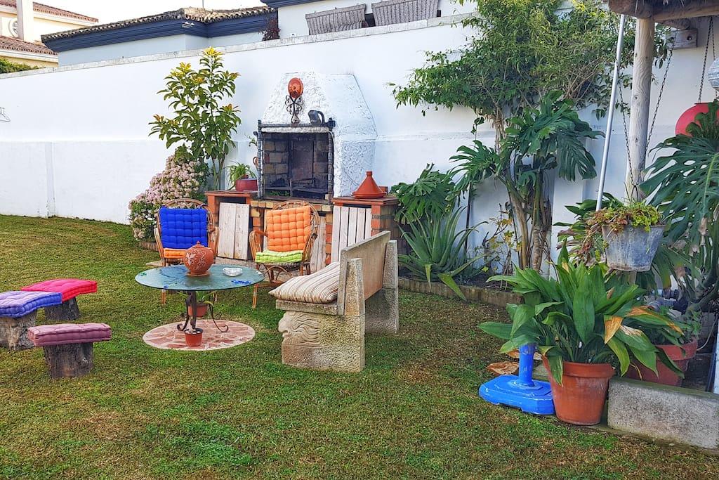 Casa piscina mare foresta case in affitto a el puerto for Piscina municipal el puerto de santa maria